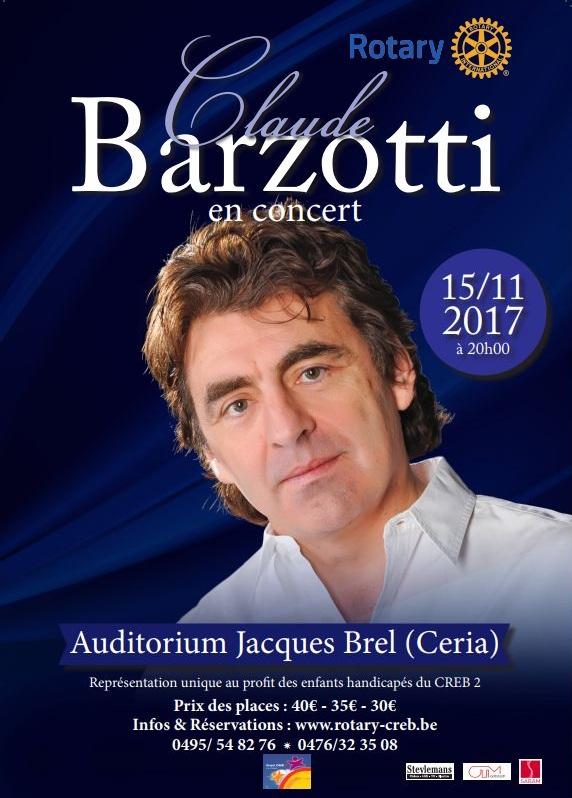 Affiche auditorium jb
