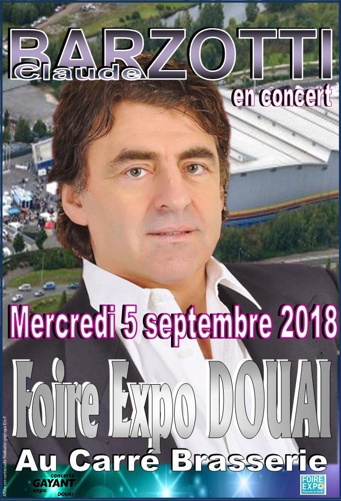 affiche foire de Douai
