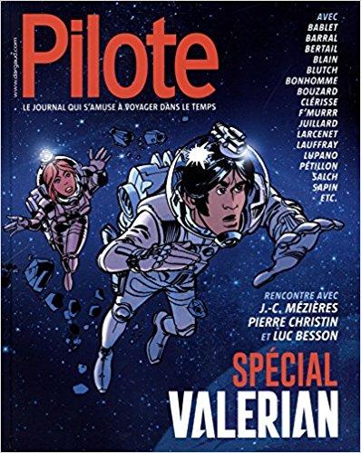 Pilote HS Valérian